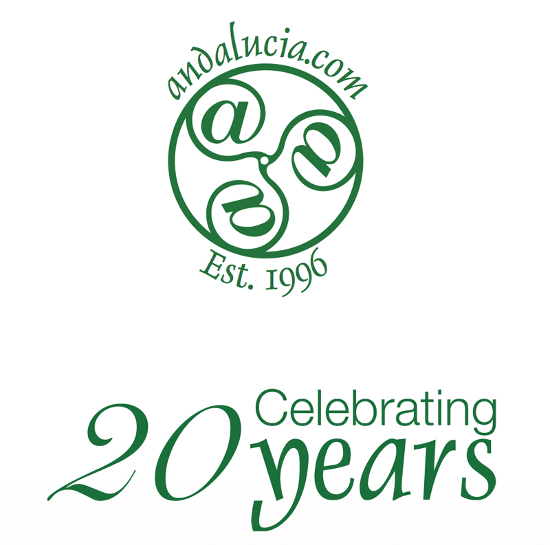 Andalucia.com celebrating 20 years online