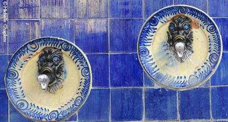 Fuente de la Villa de Níjar 1.859 © Michelle Chaplow