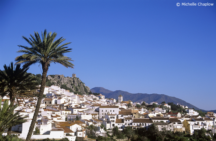 Gaucin is a spectacularly beautiful mountain village