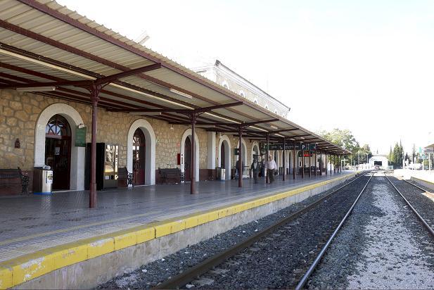 Ronda Station Platform © Adif