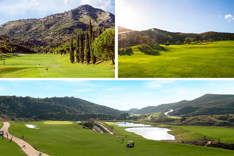 Alferini Golf - Villa Padierna Golf Club