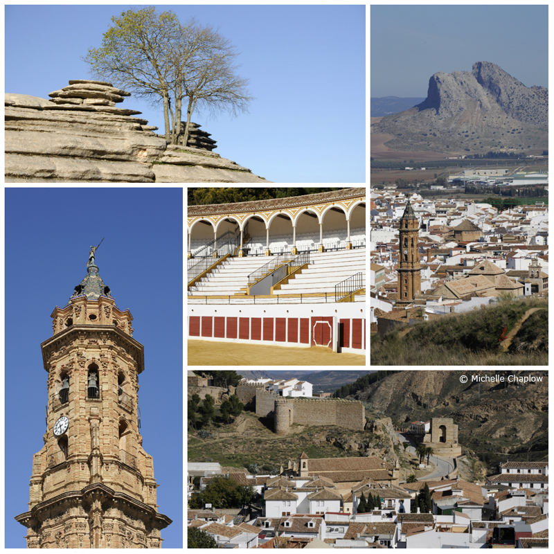The monmumental town of Antequera  © Michelle Chaplow