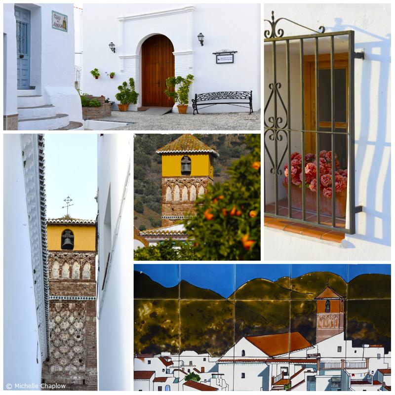 Archez, La Axaquia, Malaga © Michelle Chaplow