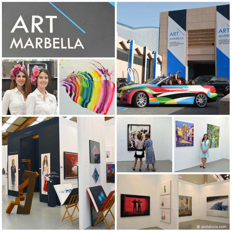 Art Marbella © Michelle Chaplow