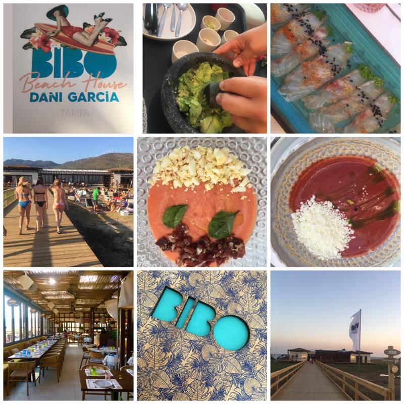 Bibo Tarifa Beach House Restaurant by Dani Garcia © Michelle Chaplow