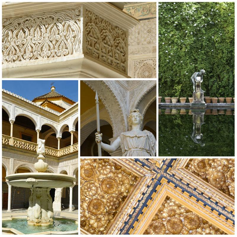 Casa de Pilatos, Seville © Michelle Chaplow