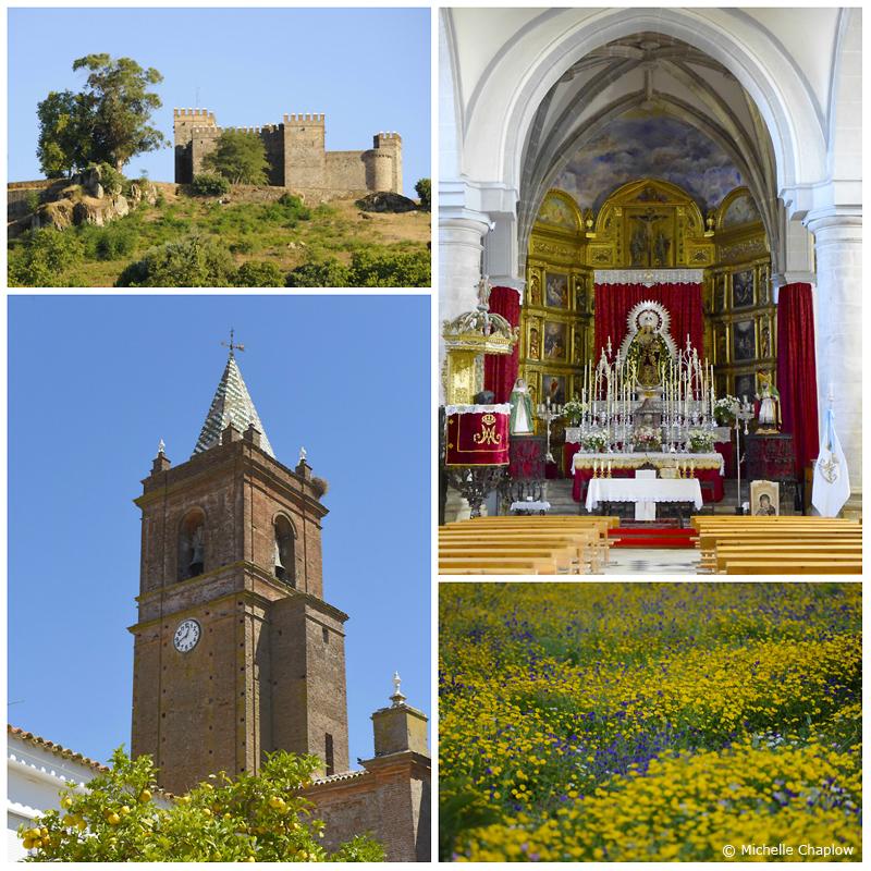 Cortegana, Sierra de Aracena, Huelva, Andalucia. Spain © Michelle Chaplow
