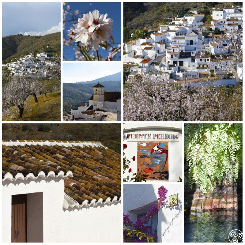 Diamolos Andalucia Spain  © Michelle Chaplow