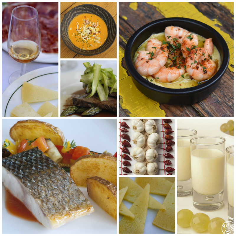 A taste of Andalucia © Michelle Chaplow