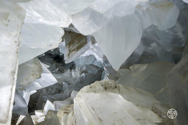 Giant Geode © Geoda de Pulpí