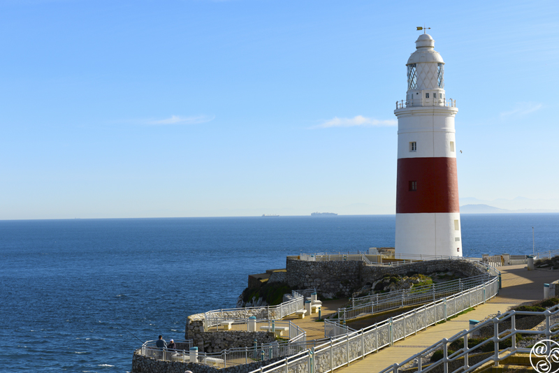 Gibraltar lighthouse © Michelle Chaplow