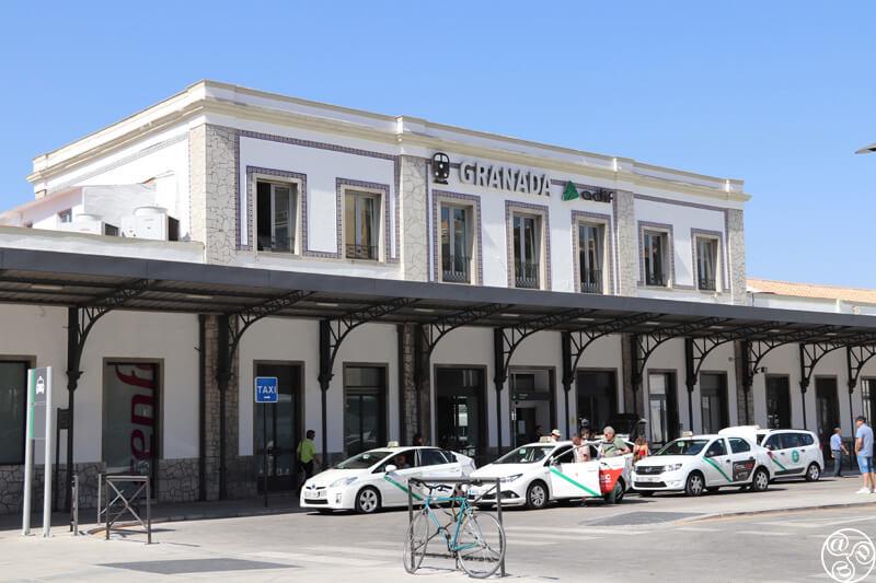 Granada Station exterior © Max Phythian