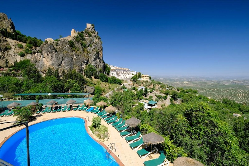 Incredible views of Sierra de Cazorla ©Booking.com/Hotel Sierra de Cazorla & SPA