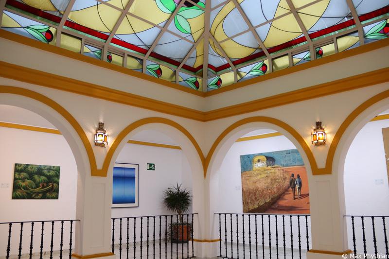 Museo de Arte de la Diputación de Estepona © Max Phythian