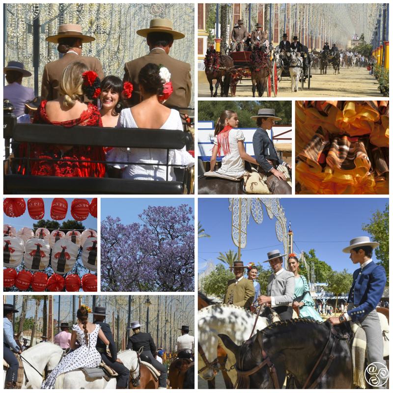 Jerez Horse Fair © Michelle Chaplow