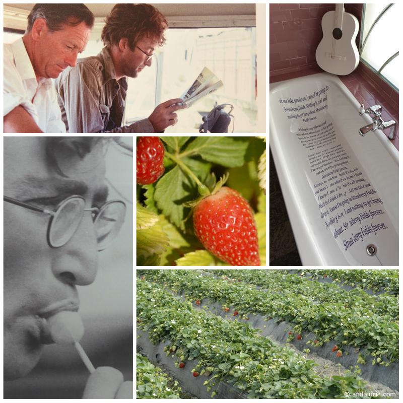 John Lennon wrote Strawberry Fields in Almeria © Andalucia.com