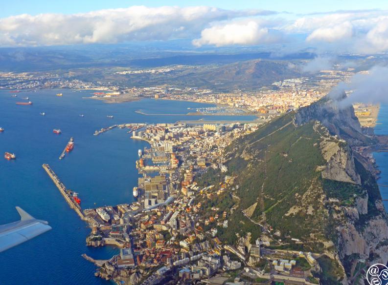 Gibraltar  © Michelle Chaplow
