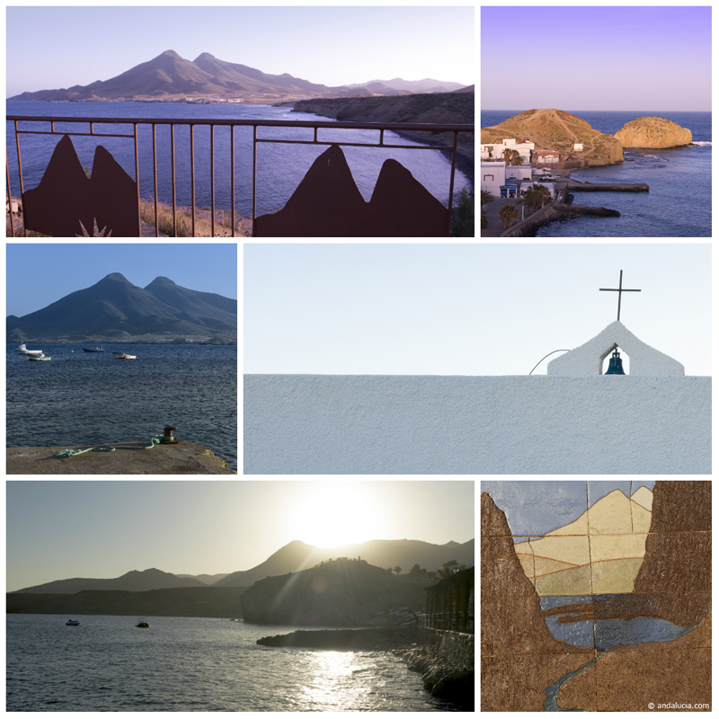 Isleta del Moro is a tiny pictureque fishing hamlet © Michelle Chaplow