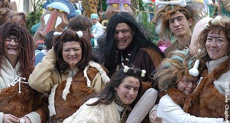 Cádiz Carnival fun