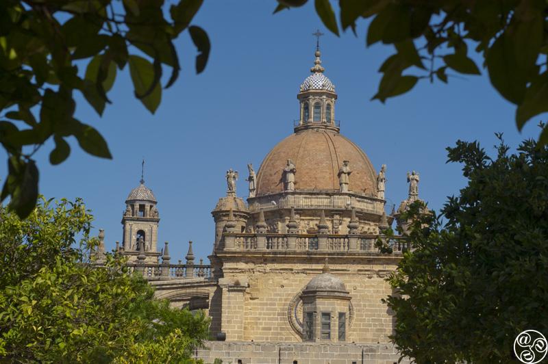 Jerez Cathedral  © Michelle Chaplow