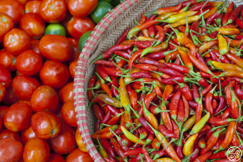 The foodie Markets of Andalucia  © Michelle Chaplow