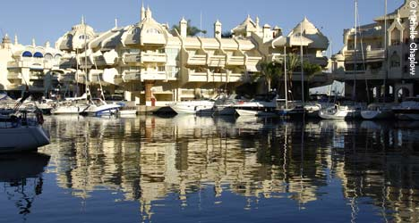 Benalmadena Puerto Marina rates amongst the best in the world