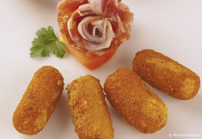 Croquetas recipe information about the food and drink of for Andalucia cuisine