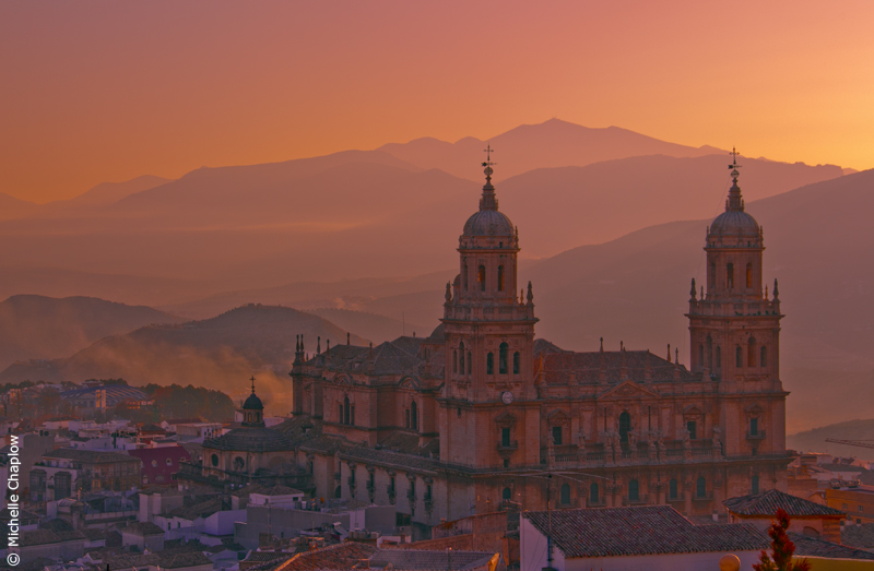 The city of Jaen is rich in history with impressive monuments © Michelle Chaplow