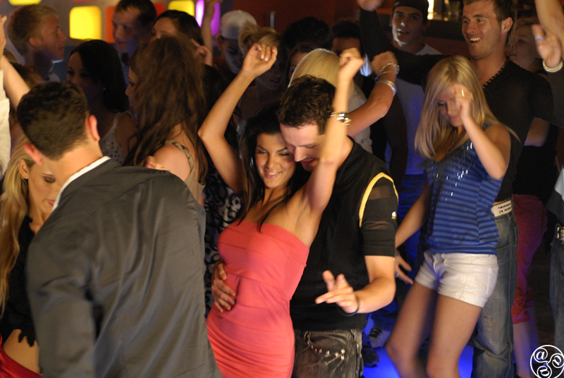 The Costa del sol has a very lively nightlife scene© Michelle Chaplow