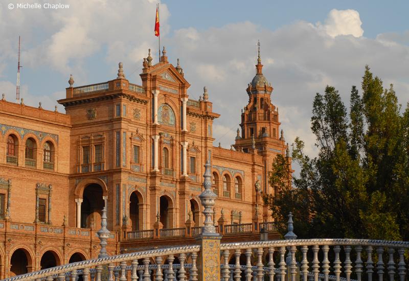 Plaza de España © Michelle Chaplow