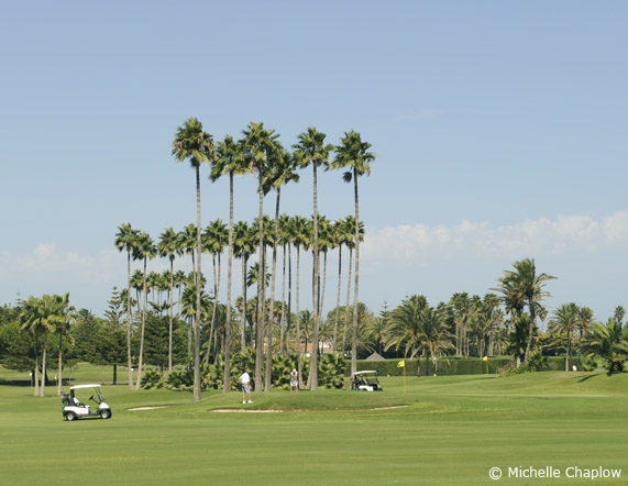 Real Club de Golf in Sotogrande.