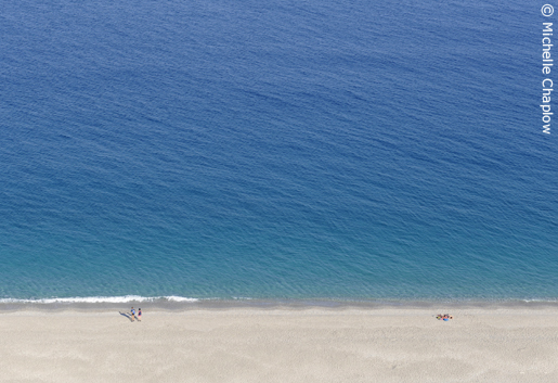Pristine, sun-soaked beach in Almeria  © Michelle Chaplow