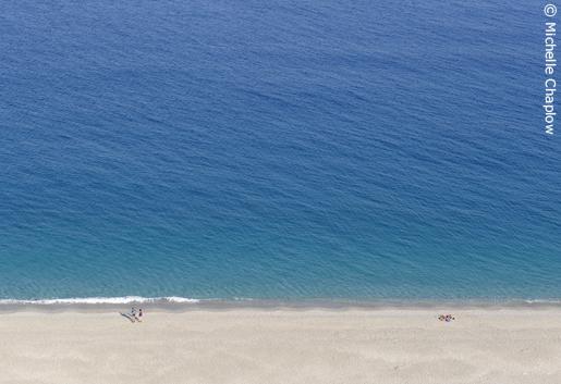 Pristine, sun-soaked beach in Almeria  © Michelle Chaplow