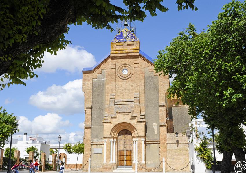 """The church 'Nuestra Señora del Socorro"""" © Michelle Chaplow"""