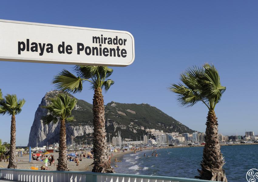 'The Gateway to Gibraltar' - La Linea © Michelle Chaplow