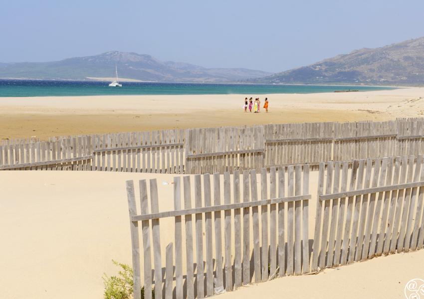 The gorgeous beaches of Cadiz © Michelle Chaplow