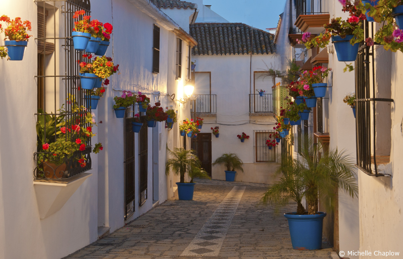 Estepona a charming place for a holiday
