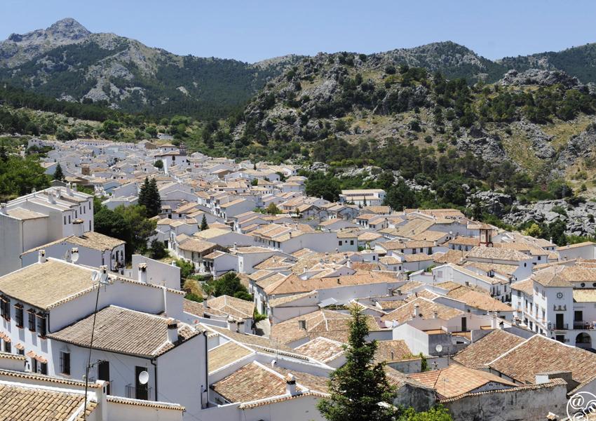 The village of Grazalema © Michelle Chaplow