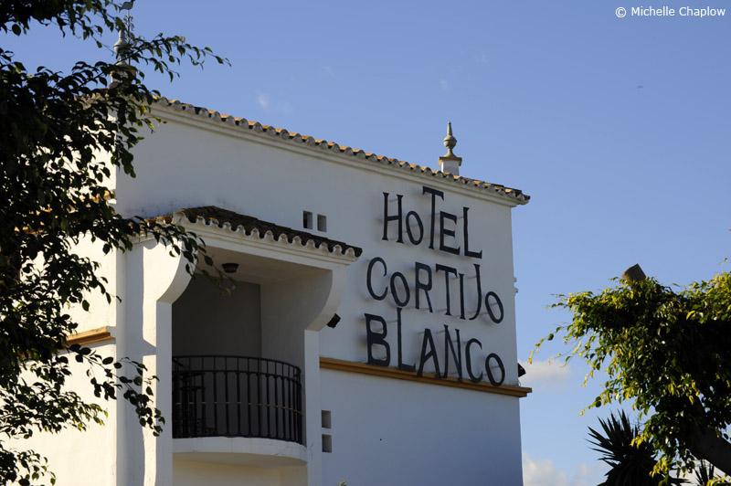 A hotel in Cortijo Blanco