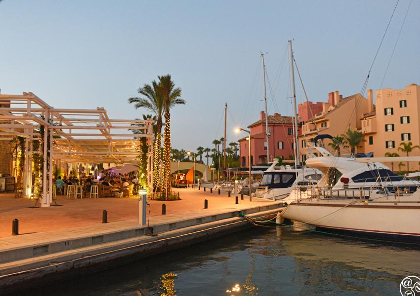 A luxurious Mediterranean lifestyle in Sotogrande © Michelle Chaplow