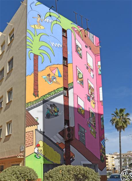Estepona Mural - Sin Titulo ©