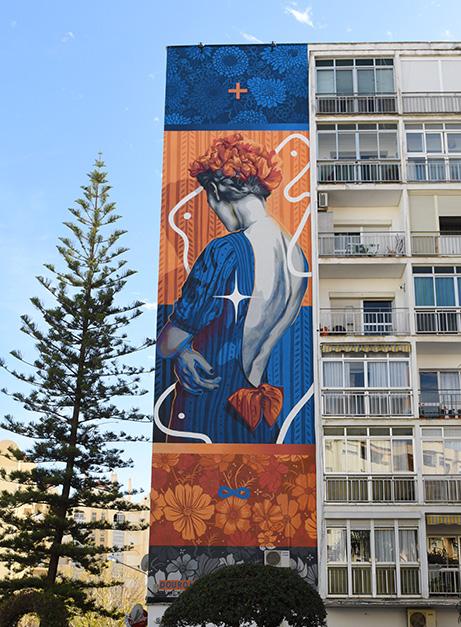 LLegando a tu destion Estepona Murals ©