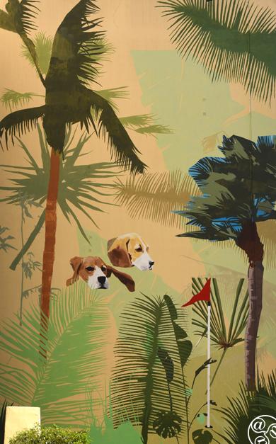 Paraiso Golf  © Estepona Murals