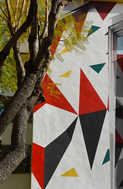 La Imagen Vuelta © Estepona Murals