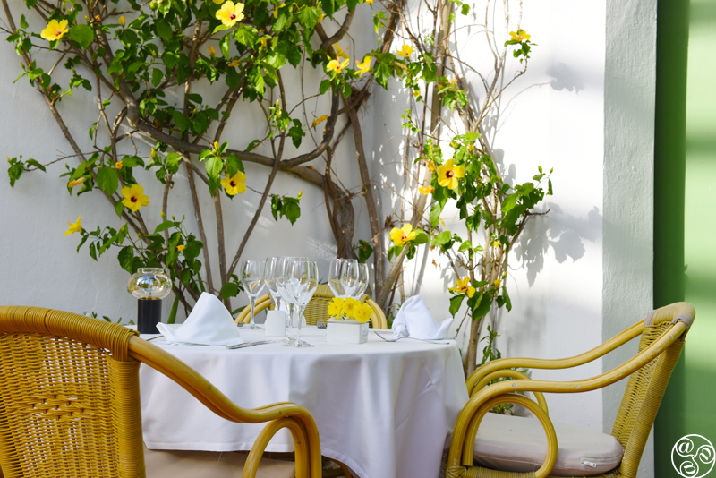 So many wonderful places to dine in Andalucia © Michelle Chaplow