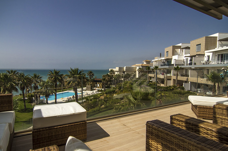 Apartments outside Estepona - Photo by Marco Property Services