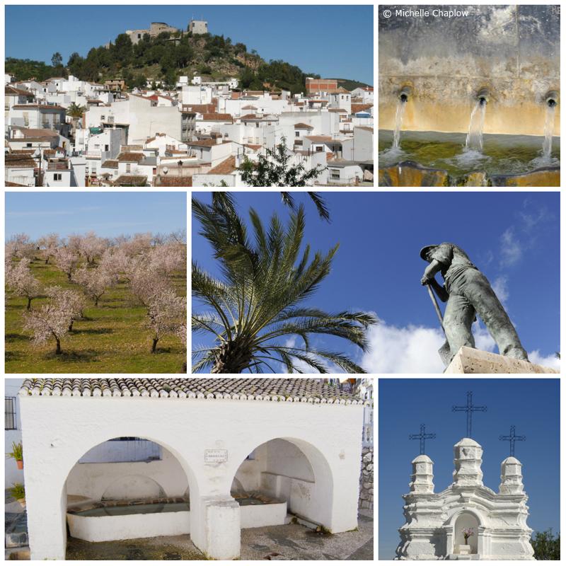 Monda, Mlaga Province, Andalucia. Spain © Michelle Chaplow