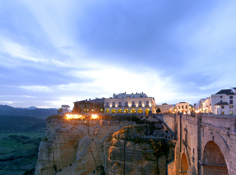 This Parador was once the Ronda Town Hall