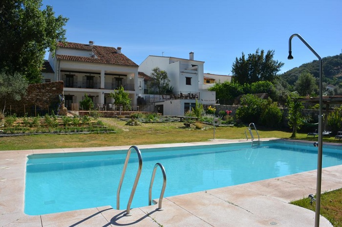 View from the pool © Booking.com / Posada San Marcos