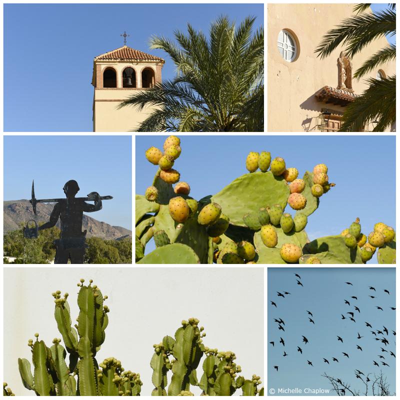 The remote village of Rodalquilar, Almeria, Andalucia © Michelle Chaplow